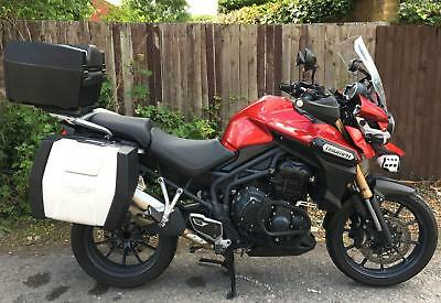 Triumph Tiger Explorer 1215, 2014(64), 16,284 Miles, Fsh, Full Loaded, £7995