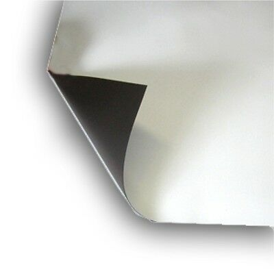 "2 x 18"" x 12"" Sheet flexible 30 mil Magnet Blank QUALITY Magnetic sign vinyl car"