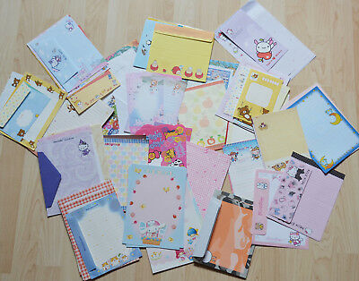 Stationery (Sanrio Disney Hello Kitty Rilakkuma Melody Little Twin Stars etc)