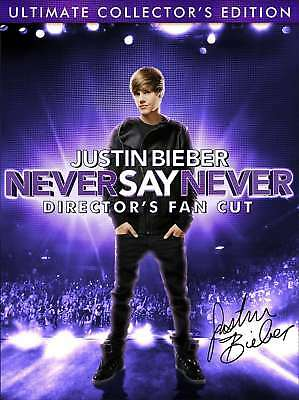 Justin Bieber: Never Say Never - Director's Fan Cut (Ultimate Collector's Editio