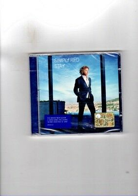 Simply Red - Stay - Cd Nuovo Sigillato