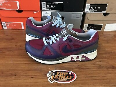brand new 6fac7 3d8ee Vintage Vtg Nike Air Stab Patta Purple Size 10.5 Rare Authentic Vnds Clean  Og 07