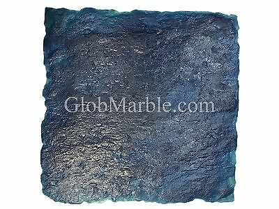 Stamped Concrete Slate Textured Skin Mat & Touch-Up Skin SKM 1200. 24 by 24 inch