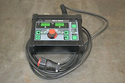 Fronius RCU 2000 Wire Feed Remote Controller w/ Key