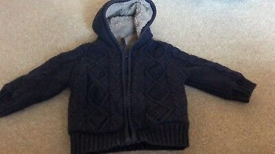baby boys jacket 3-6 months
