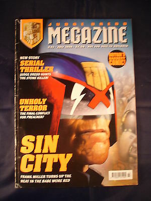 Judge Dredd Megazine - Issue 43 - July 1998