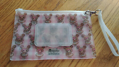 WIPOUCH x tokidoki refillable wipe pouch - Donutella WIPOUCH 30