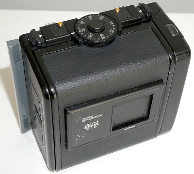Bronica SQ 120 interchangeable film back for SQ, SQ-A