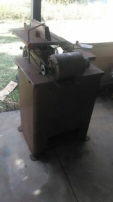 Combination 4 inch planner and table saw Used- needs servicing
