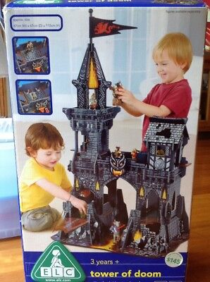 Tower Of Doom - Play Castle By ELC
