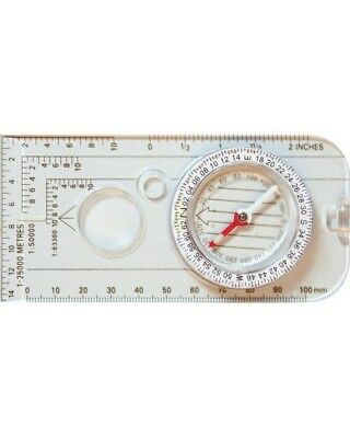 Military Map Compass - Military Personnel Cadets Advance Orienteering D of E