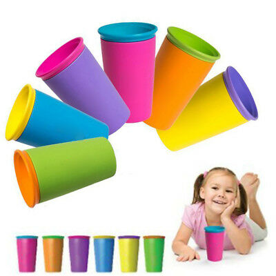 Modern Children Gift Safe Spill Free 360 Degree Drink WOW Cup 9OZ/266ml 1Pcs