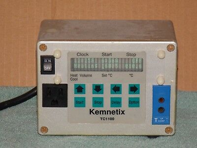 Kemnetix Model TC1100 Temperature Controller