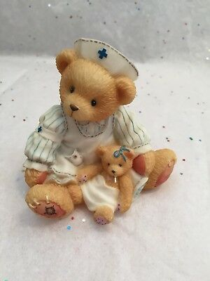 "1996 Cherished Teddies-Laura-""Friendship Makes It All Better"""