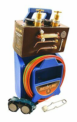 Ameriflame T100A Medium Duty Portable Welding/Brazing Outfit with Plastic