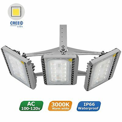 LED Flood Light Outdoor, 150W Super Bright LED Security Lights with Wide