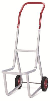 """Raymond 500 Stacked Chair Dolly with 8"""" x 1-3/4"""" Skid-Resistant Rubber Wheel,"""
