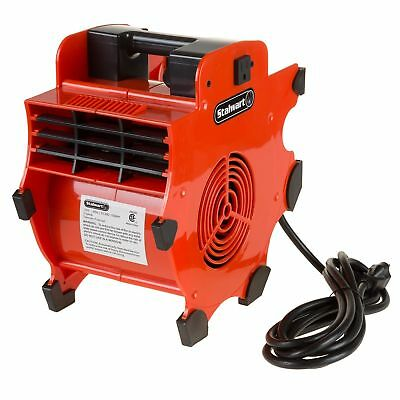 Stalwart Portable Adjustable Industrial Fan Blower- 3 Speed Heavy Duty Mechanics