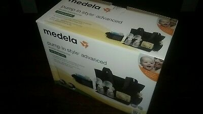 Medela Pump in Style Advanced Breast Pump with On-the-Go Tote - NEW!