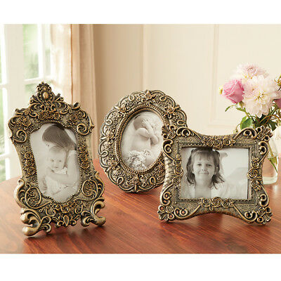 Gilded Photo Frames