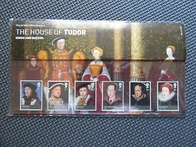 "G.B Presentation Pack ""The House Of Tudor"" Pk No.426 21/04/09"