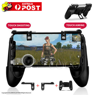 Game Pad Joystick Gaming Trigger Shooter Controller PUBG Fortnite iPhone Samsung