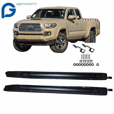 Toyota Tacoma Roof Rack Double Cab >> For Toyota Tacoma 2005 2018 Double Cab Factory Style Roof Rack Set New Us