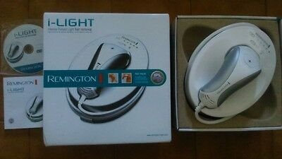 Remington IPL5000 i-Light Haarentfernungssystem auf Lichtbasis""