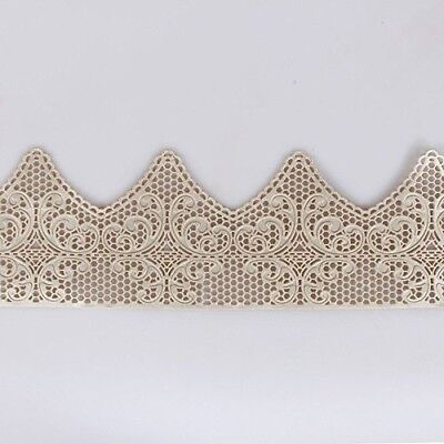 House of Cake Edible Art Deco Cake Lace - Pearl. Culpitt. Huge Saving