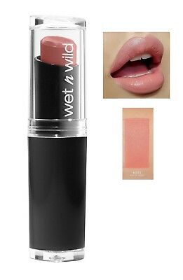 WET N WILD Mega Last Lip Color Lippenstift Sea Of Sand) NEU&OVP