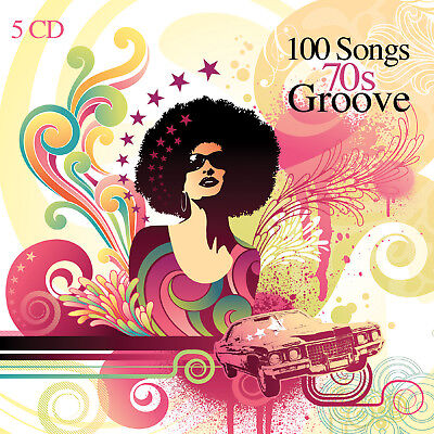 100 Songs 70's Groove, Funk, Soul, Soundtracks Music