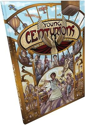 Young Centurions english version