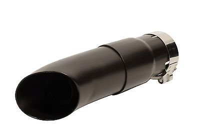 Radiant Cycles Shorty GP Exhaust Short Muffler Slipon Pipe 17-18 CMX500 Black