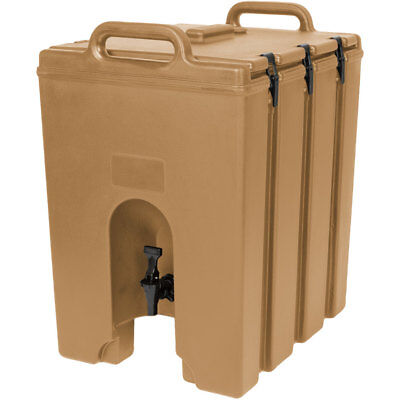 Cambro 1000LCD157 Camtainer 11-3/4 gallon Beverage Carrier - Beige