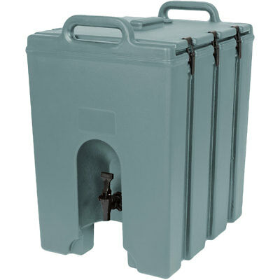 Cambro 1000LCD401 Camtainer 11-3/4 gallon Beverage Carrier - Slate Blue