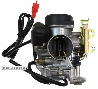 Hoca GY6 30mm CVK Carburetor (HS114-34)