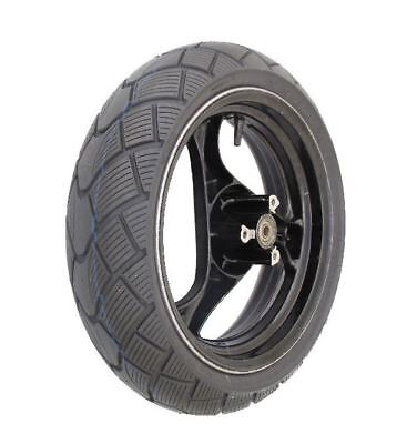 Scooter Moped 3.50-10 Tubeless Winter Tire (100/90-10) Aggressive Tread Cold/Wet