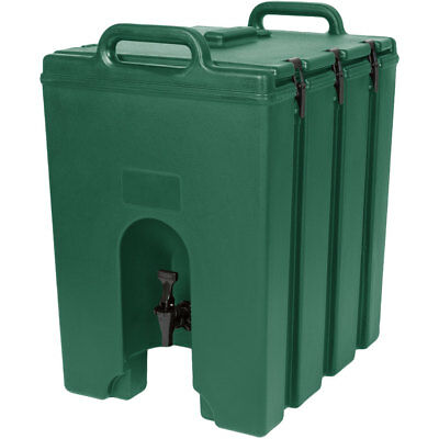 Cambro 1000LCD519 Camtainer 11-3/4 gallon Beverage Carrier - Green