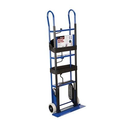 "600 Lb. Capacity Appliance Hand Truck w/Stair Climbers & 6"" Solid Rubber Wheels"