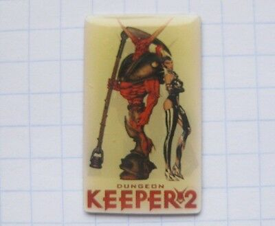 KEEPER 2 / DUNGEON   ............. Computer-Pin (136b)