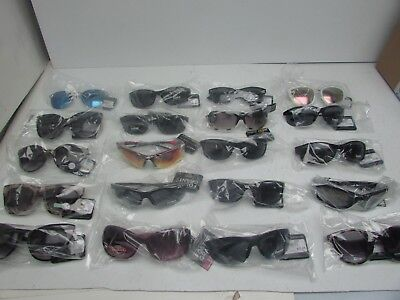 Wholesale Lot of 20 Foster Grant Sunglasses Assorted