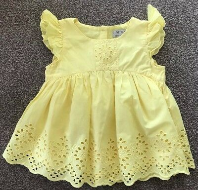 Girls Yellow Top Age 1.5-2 Years From Next