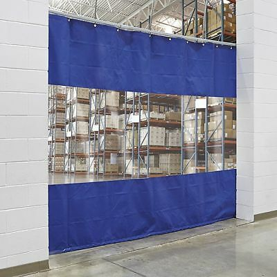 12'x10' Industrial Curtain Wall