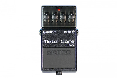 Boss ML-2 Metal Core Distortion GENTLY USED CLEARANCE