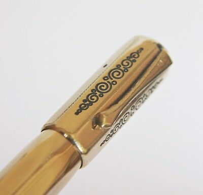 Waterman's  Safety Pen Rare Kosca  Production From The '30 - Unusual Nib