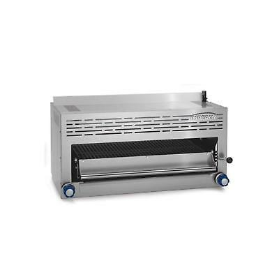 "Imperial Range 36"" Commercial Infra Red Gas Salamander Broiler Counter Top"