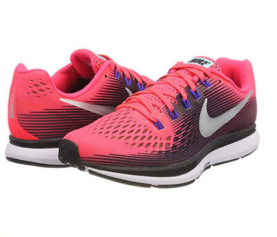 d4d1fe349a907 NIKE WOMEN S AIR Zoom Pegasus 34 Running Shoe Snickers New Sz 11.5 ...