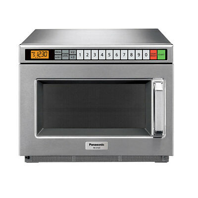 Panasonic NE-21523 Pro I Commercial Microwave Oven 2100 Watts 15 Power Levels
