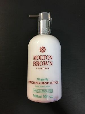 Molton Brown Gingerlily Enriching Hand Lotion 300ml