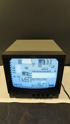 SONY PVM-97 BLACK & WHITE VIDEO MONITOR with Power Cord